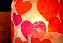 Valentine Crafts / by Kristie Evon-Busler