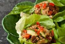 What's For Dinner? / Dinner recipes that will please your taste buds and your body.