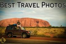 Travel / My best inspiration for traveling! Let's get lost out there! ;)