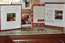 "Cookbooks / ""Look at cookbooks with your kids and ask them what sounds good."" - Mario Batali"