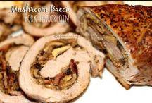 Beef, pork, and more / Beef, pork recipes / by Cecilia Hogan