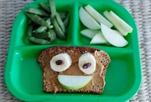 Healthy Kid Lunch Ideas / Healthy and nutritious lunches for the little ones in your family.