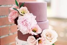 Wedding Cakes / Get dazzled by wedding cake ideas, designs and more! / by BRIDES