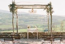 Wedding Venue and Ceremony Ideas