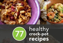 Crock Pot, Freezer, and Casseroles / by Kris W
