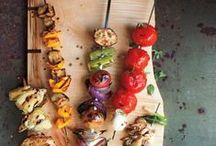 Grill it up! / Healthy recipes to use at your BBQs