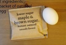 Lets get real-5 ingredients or less / by Kris W
