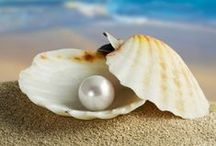 Pearl / Looking for pearl anniversary gifts or pearl birthday presents? Perhaps you just love pearls! Either way, this board brings you the finest pearl accessories for men and women.
