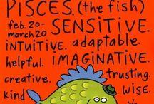 Pisces / I'm a Pisces........ / by Jody Scott