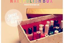 Nails / by Jessica Roddi-Lamson