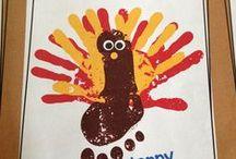 Thanksgiving crafts / by Kristie Evon-Busler