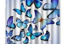 Butterfly Home Decor / Decorae your home with butterfly themed decor.