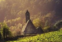 ◙ Voyage |  Irlande ♥♥ / Inspirations irlandaises.