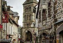 ◙ Voyage | Auvergne / Les plus beaux lieux d'Auvergne. Ma terre natale qui me manque.