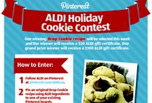 ALDI Holiday Cookie Contest / These ALDI shoppers shared their favorite holiday cookie recipes using ingredients from ALDI!  / by ALDI USA