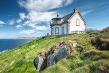 ◙ Voyage | Bretagne / Parce que la Bretagne c'est l'un des plus beaux pays de France, voir du monde.