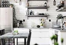 ⌂ Home | La cuisine / Inspiration décoration pour la cuisine