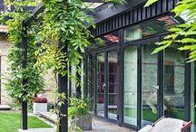 ⌂ Maison | Le jardin / Inspiration décoration pour le jardin.