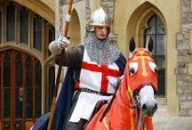 St George's Day / Celebrating the Patron Saint of England