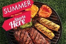Summer Starts Here / Ready for the best summer ever? Picnics, barbecues and backyard lounging start here! (Full catalog available online/in stores by 5/6; product availability and on sale dates will vary.)  / by ALDI USA