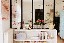 ⌂ Home | Le salon / Inspiration décoration pour la salon