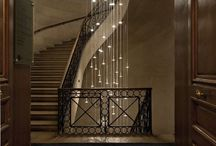 Lights & Stairs