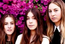 HAIMinlove / HAIM the band