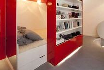 Lofts / Lovely lofts for the home, bedroom, living room, or office.