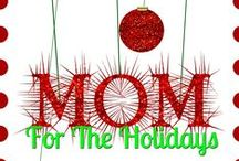 Mom for the Holidays the book & blog / Mom for the Holidays (the book and blog)! Stories of Love, Laughter, and Tantrums at Christmas and Hanukkah. Now available on Kindle! Out in paperback in 2016! http://momfortheholidays.com, http://www.facebook.com/momfortheholidays / by Lisa Nolan and Co
