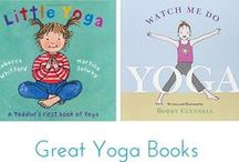Family Yoga / It's never too early to learn flexibility and strength. Yoga is perfect for even the youngest yogi in the family, and we have found poses, activities, and music for all ages.