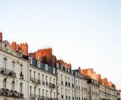 ♥ Nantes / Nantes la jolie. Les plus beaux endroits de Nantes.