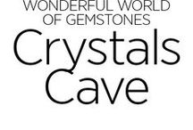 Crystals Cave / Natural Raw Crystals and Gemstones from around the Globe. No Aura Quartz or Colored Stones.