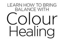 Color Healing / Each color has a specific vibration frequency and an emotional impact to your feelings. That's why you can use colors to open up your mind and listen more yourself and the environment.