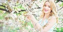Spring blooms / Spring photoshoot