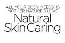 Skin caring / I believe all your skin needs is Mother Nature's Love. In this Board you find all-natural cosmetic recipes and remedy for skin, hear, makeup. No parabens, petrolatum or perfumes. Enjoy!
