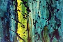 Abstract Paintings / Series 1 # Abstract Expressions ...