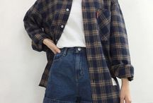 Clothes / My style and the clothes that I would like to buy.