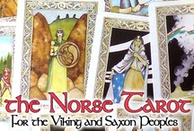 The Norse Tarot / A Tarot for the Viking and Saxon Peoples.
