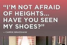 let's talk about shoes