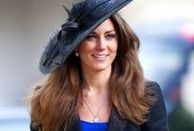 Kate Middleton Wedding Guest / Kate's outfits from the various weddings she's attended as a guest.