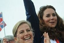 Kate Middleton at the Olympics & Paralympics / Kate Middleton at the Olympics & Paralympics back in July/August 2012.