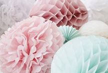 Pastel || Wedding Inspiration / Pastel || Wedding Inspiration