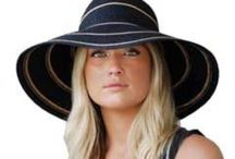 Hats to protect you from the sun at the beach, garden, and everywhere in between / Protect yourself from the sun with a great hat!