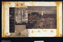 ART08. dRafTs / Preliminary studies, collages, sketches & references from artists and architects