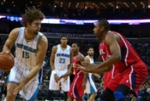 "Robin Lopez / New Orleans Pelicans Starting Center Robin ""RoLo"" Lopez. / by Bourbon Street Shots"