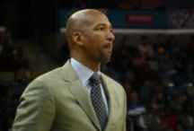 Monty Williams / Pelicans Head Coach Monty Williams / by Bourbon Street Shots
