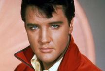 Elvis...King of Rock 'n Roll / by Miriam Perez