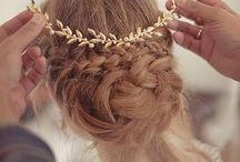 Hair || Wedding Inspiration / Hair || Wedding Inspiration