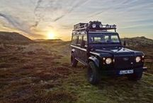 Land Rover / by Dave W
