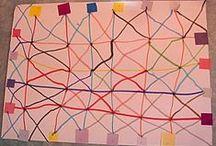 GRAFOMOTRICITAT EXPERIMENTAL / Activitats experimentals i manipulatives de grafomotricitat. / by Aina